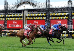 ChadSchofield Antelucan Melbourne Cup 2014 415x285 1 300x206 - Poll reveals that most people prefer a whip ban on Australian horse racing