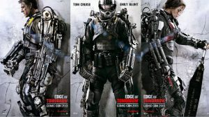 edge of tomorrow 2014 movie wallpaper 300x169 - Edge of Tomorrow-The game is based on a hit movie