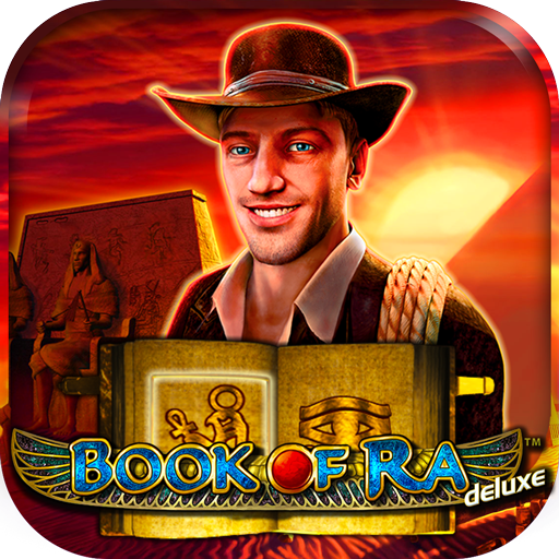 The Book of Ra Deluxe - Three amazing online gaming slots to play in online casinos