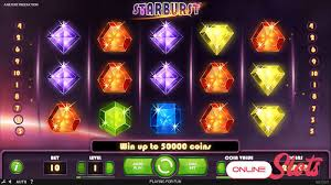 Starburst - The Most Popular Slots of All Time (part 2)