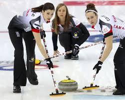 curling - Top Ten Most Popular Sports in Canada (part 3)