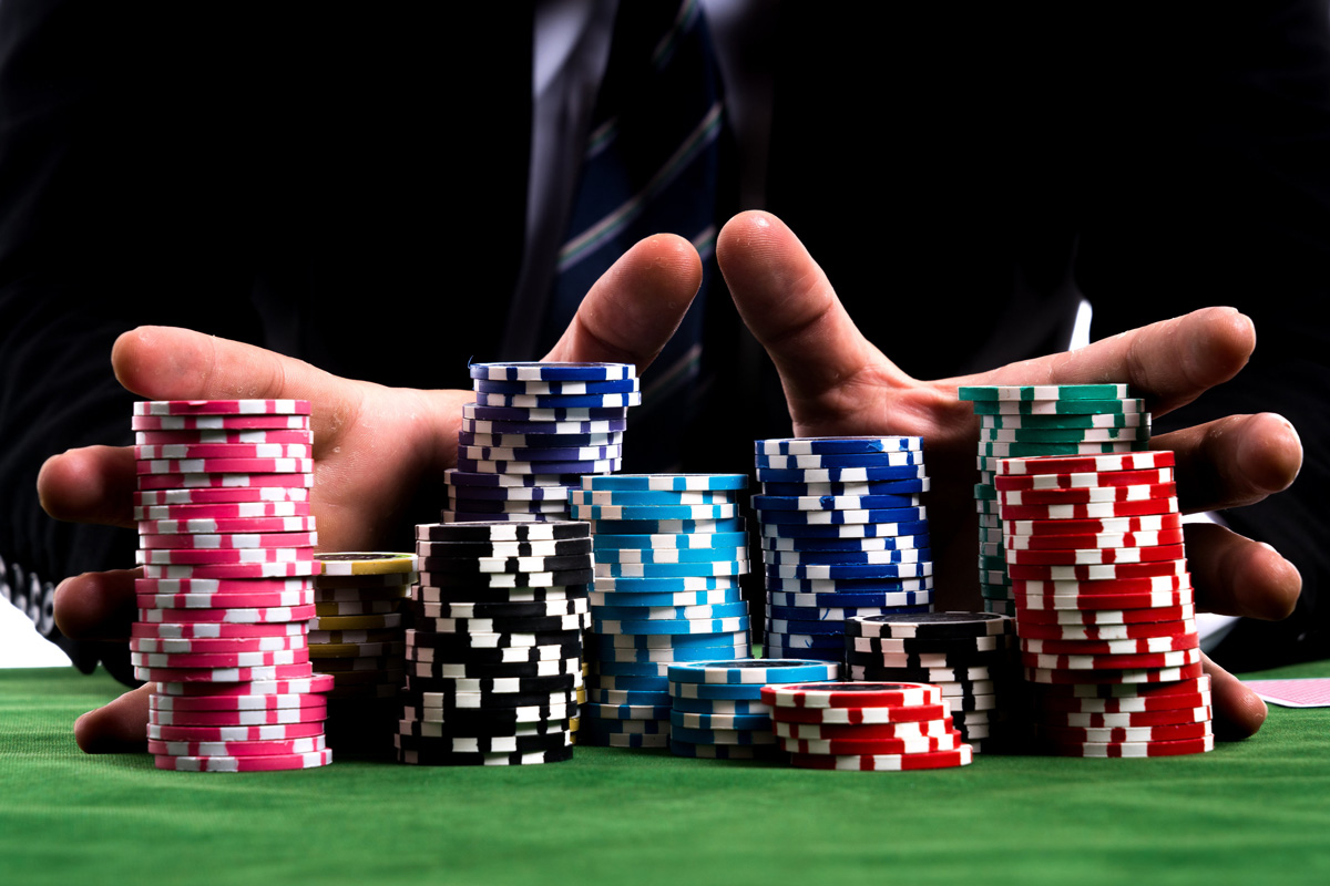 What needs to be prepared before getting into the poker table1 - What needs to be prepared before getting into the poker table