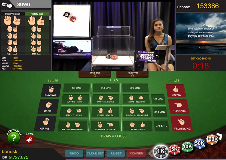 idnlive suwit minInstructions on how to play Suwit game in online casino - Instructions on how to play Suwit game in online casino