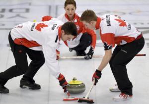 Curling is a popular sport in Canada 300x210 - Learn about the most popular sports in Canada nowadays (Part 1)