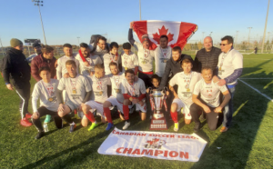 Canada Soccer League 300x186 - What are the major professional youth sports leagues in Canada?